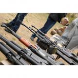 Тиймбилдинг стрелба с огнестрелно оръжие