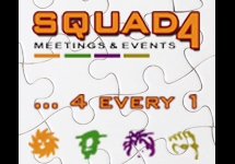 Squad 4 Meeting & Events ... 4 every 1